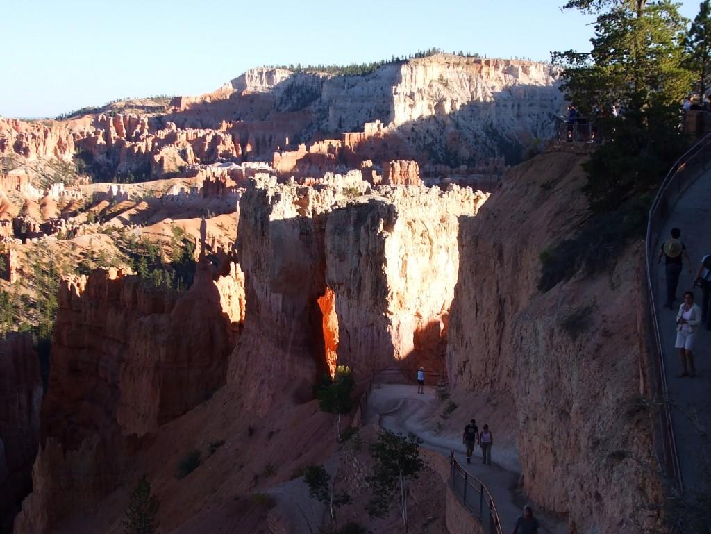 Bryce Canyon Utah First Light