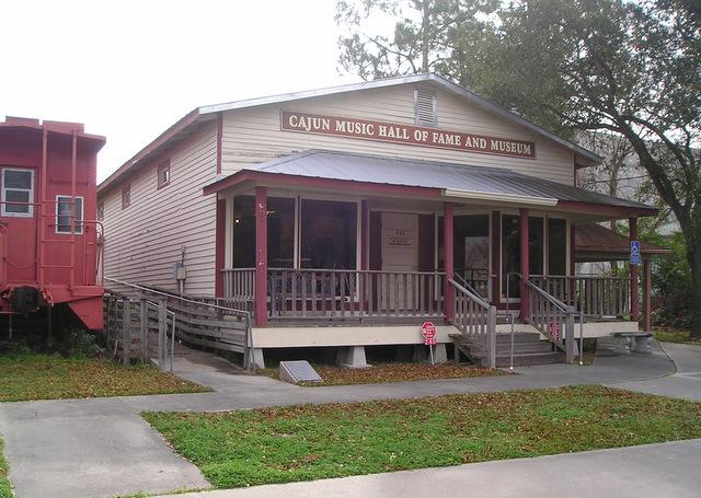 Cajun Music Museum, Eunice
