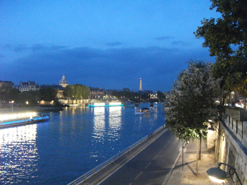 Lights on the Seine