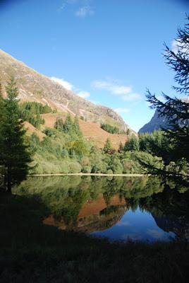 Lake Torren, Scotland