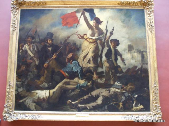 Delacroix's Liberty