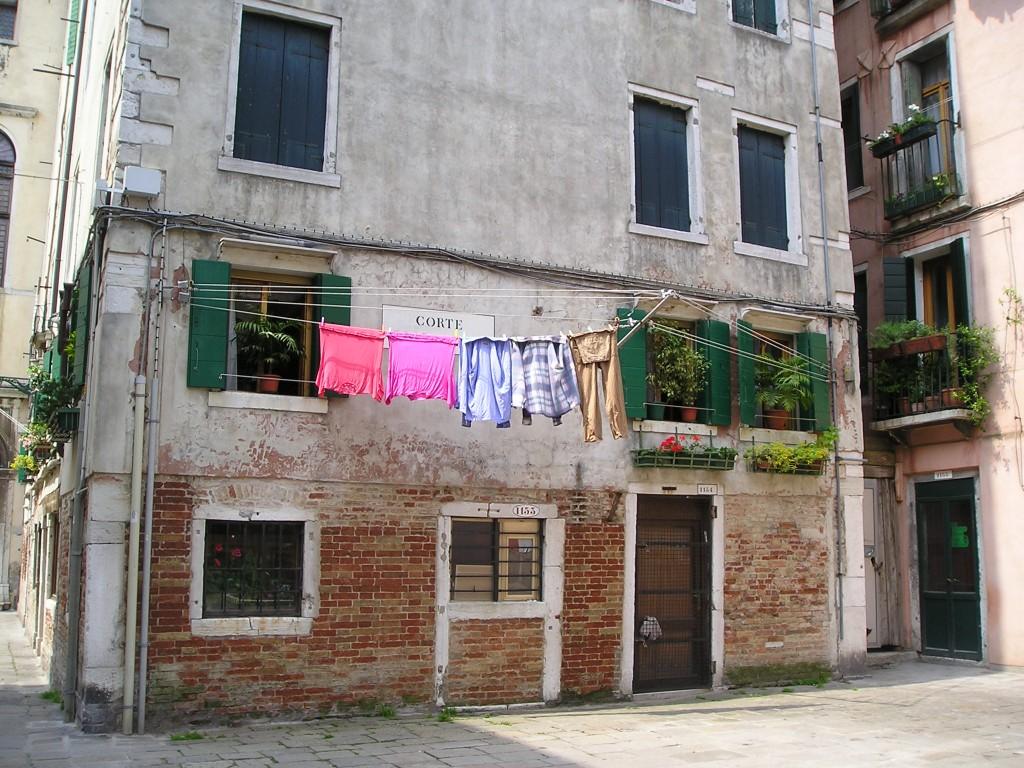 Venice Ghetto life, Italy