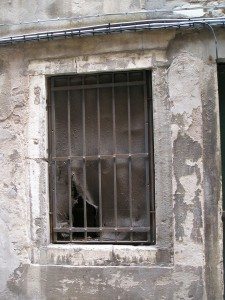 Venice Ghetto Window