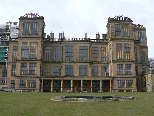Hardwicke Hall, England