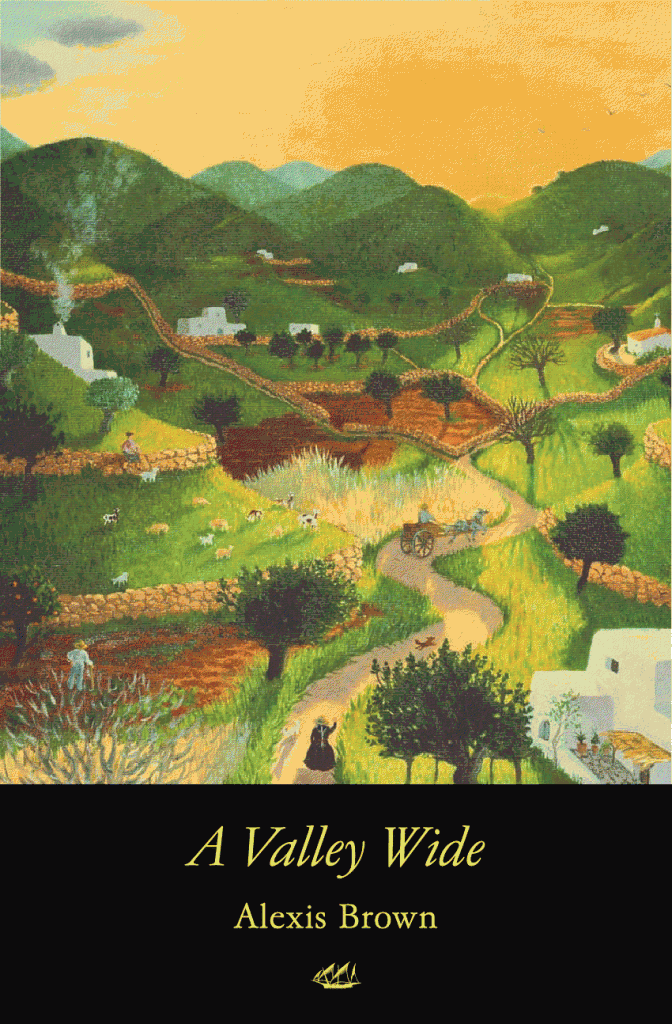 Book Cover: A Valley Wide by Alexis Brown