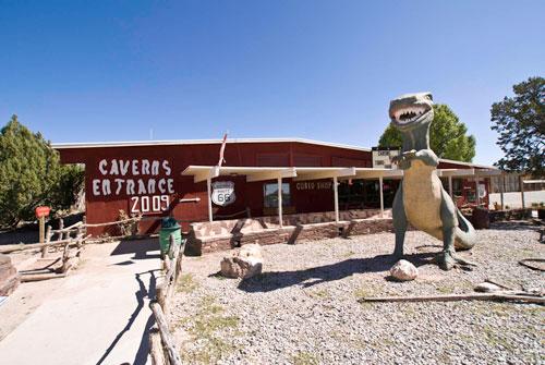 Grand Canyon Caverns, Arizona