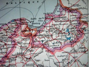 1925map of Prussia