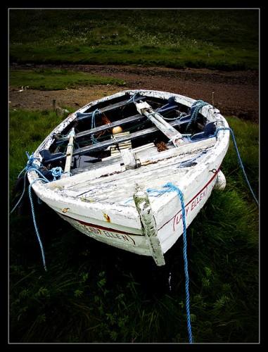 Hebrides boat