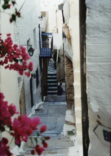 Ano Syros (old town),Island of Syros