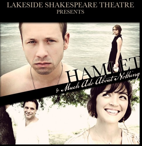 Lakeside Shakespeare Theater poster