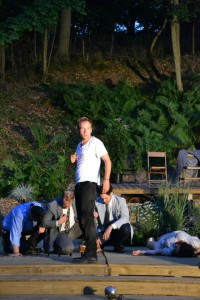 Hamlet by Lakeside Shakespeare Theater