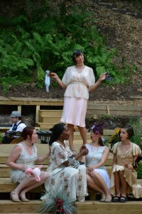 Much Ado About Nothing by Lakeside Shakespeare Theater