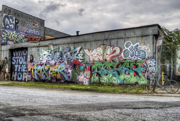Brooklyn grafitti