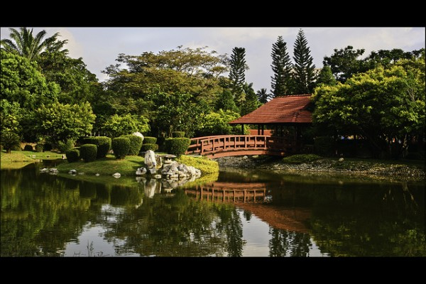 Malaysia Japanese Gardens