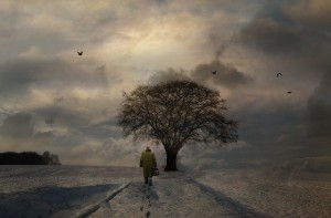 Wandering spirit