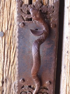 San Xavier del Bac Mission Door Handle