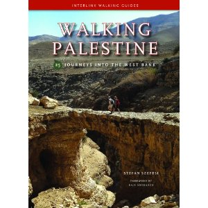 Walking Palestine book cover