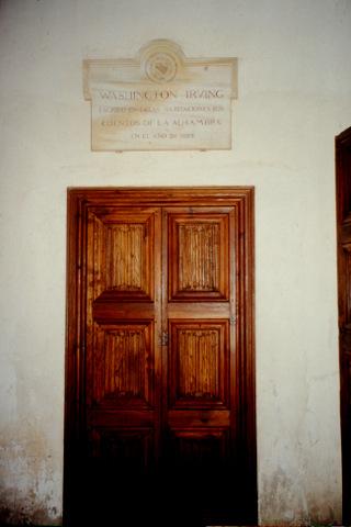 Washington Irving's Room