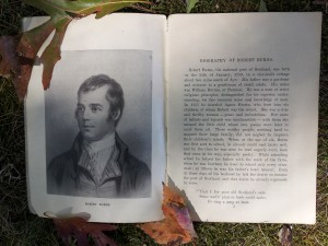 Robert Burns Book