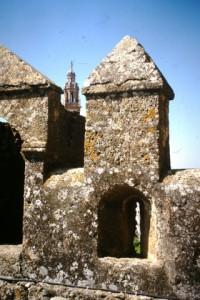 Roman wall in Carmona