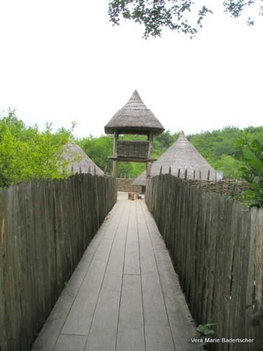 Irish Bronze Age village