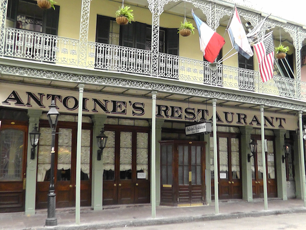 Antoine's Restaurant, New Orleans, Louisiana
