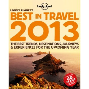 book cover Best in Travel 2013