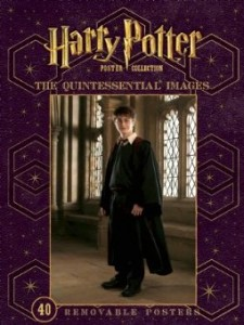 Harry Potter Quintessential Images, book cover