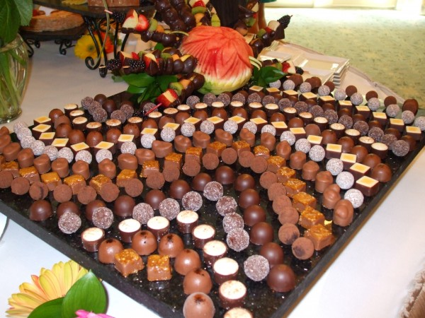 Chocolates at Monteleone