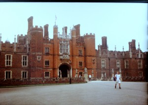 Hampton Court Entrance