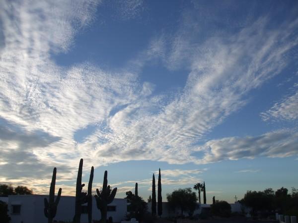 Tucson Sky, 2011