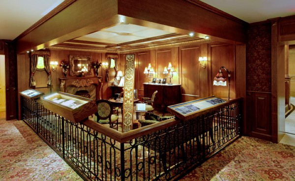 State Room on Titanic