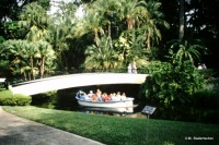 Cypress Gardens Canal