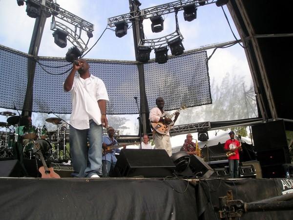St. Lucia Jazz festivl