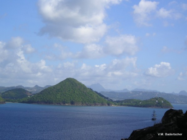 St. Lucia shore