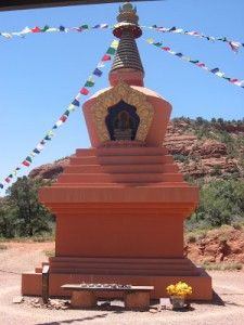 Sedona Amitabha Stupa