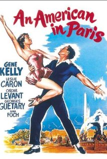 Poster: American in Paris