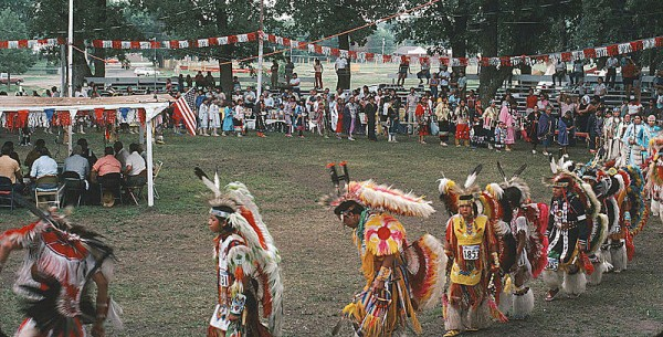 Omaha Pow Wow in Nebraska