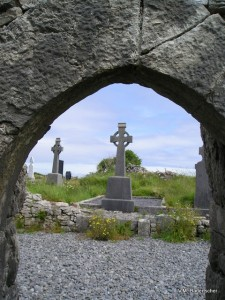 Celtic crosses Ireland