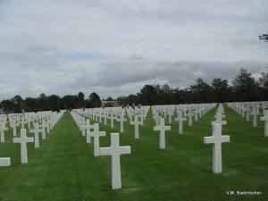 Normandy World War II Cemetery