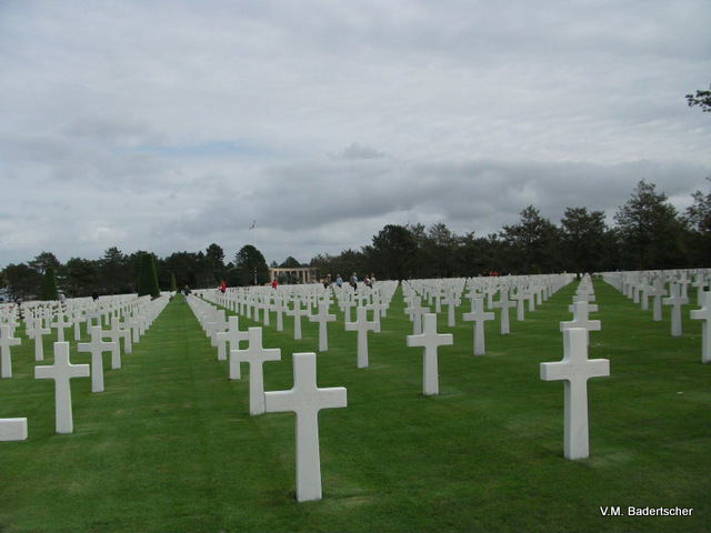 Normandy World War II Cemetery