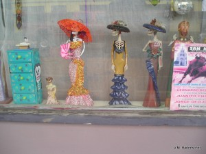 Day of the Dead Figures