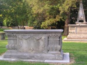 Williamsburg, Virginia graveyard