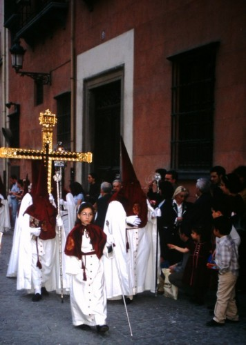 Semana Santa, Spain