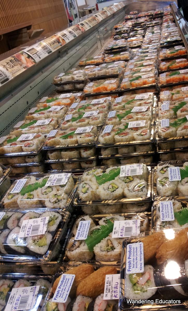 Tamago-sama: Section Beauty: Mitsuwa Marketplace