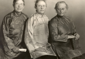 Mildred Cable and the French sisters