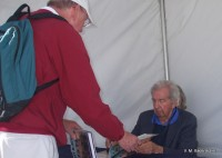 Author Larry McMurtry