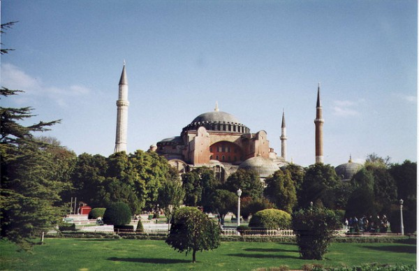 Haghia Sophia and Sultanahmet