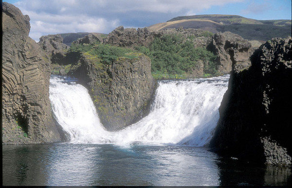 Iceland waterfalls, Travel Adventure location