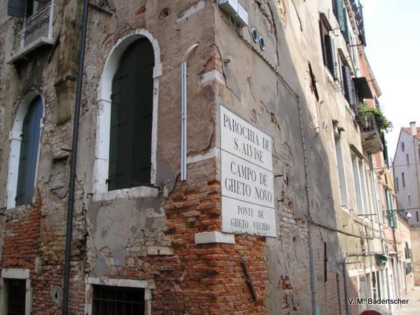 Jewish Ghetto, Venice history 16th century
